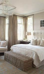 Les meilleures variantes de lit capitonne dans 43 images for Chambre à coucher adulte moderne avec canapé convertible matelas épais