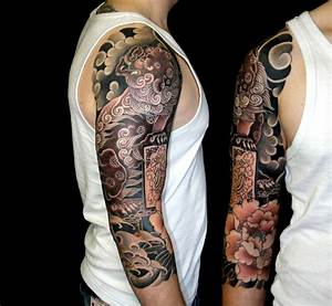 Japanese tattoo sleeve #TattooModels #tattoo | Japanese ...