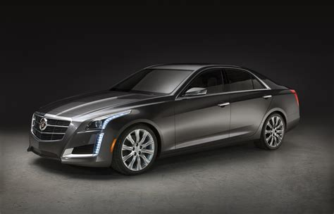 Cadillac Car : 2014 Cadillac Cts News And Information