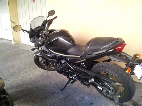siege scooter occasion yamaha xj6 diversion d 39 occasion à vendre sur aubagne