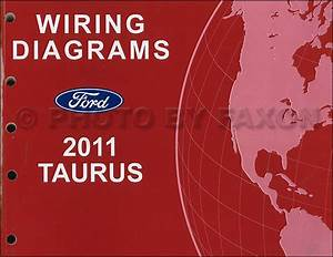 2011 Ford Taurus Wiring Diagram Manual Electrical