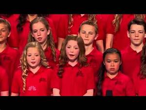 America's Got Talent 2014 - Auditions - One Voice Children ...
