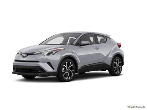 Toyota Chr Hybrid Backgrounds by 2018 Toyota C Hr Kelley Blue Book