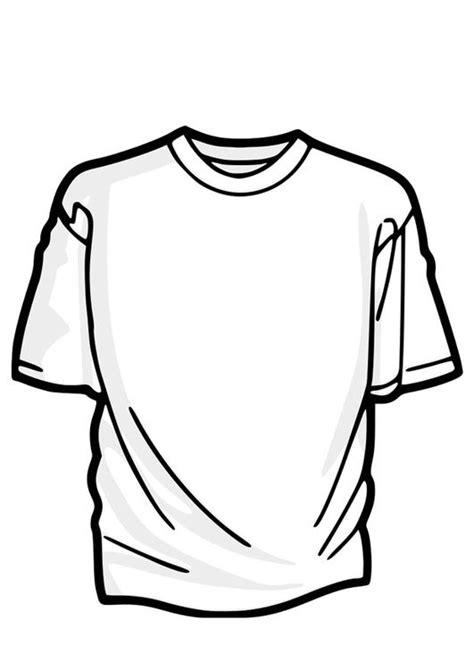 Kleurplaat Shirt by Kleurplaat T Shirt 40 50 Kleurplaten En Kleuren