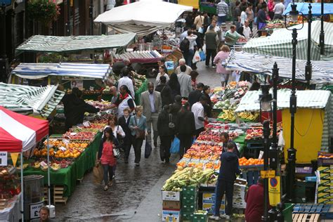 Surrey Street Sunday Market   Check Out Croydon