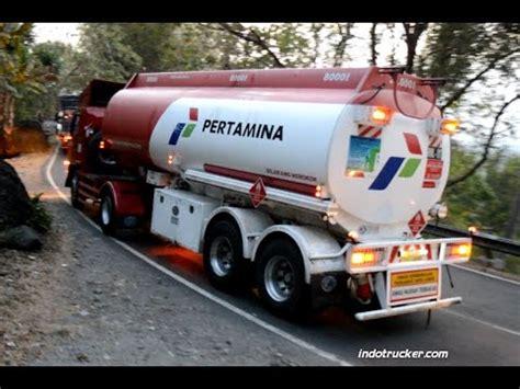 truk tangki pertamina compilation part 1