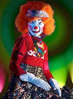 clowns pictures  cindy sherman telegraph