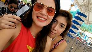 BFFs Bela Padilla + Dani Barretto Take Over Ocean Park ...