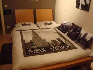 besoin d39idee pour une chambre d39ados style new york With chambre d ado new york
