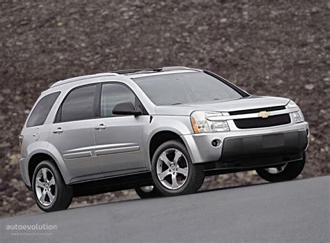 Chevrolet Equinox Specs  2004, 2005, 2006, 2007, 2008