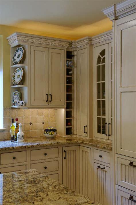 gorgeous cream cabinets  traditional kitchen hgtv