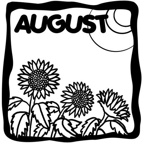 57 Free August Clip Art - Cliparting.com