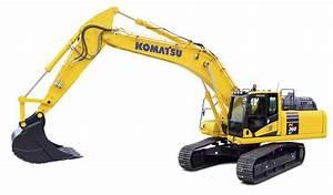 Komatsu Hydraulic Excavator Pc300  Pc308  Pc360  Pc400