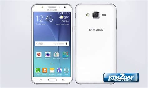 samsung galaxy j5 2016 price in nepal