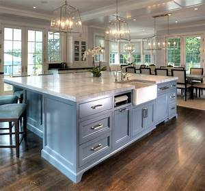 Kitchen island kitchen island large kitchen island with for Kitchen colors with white cabinets with designer candle holders