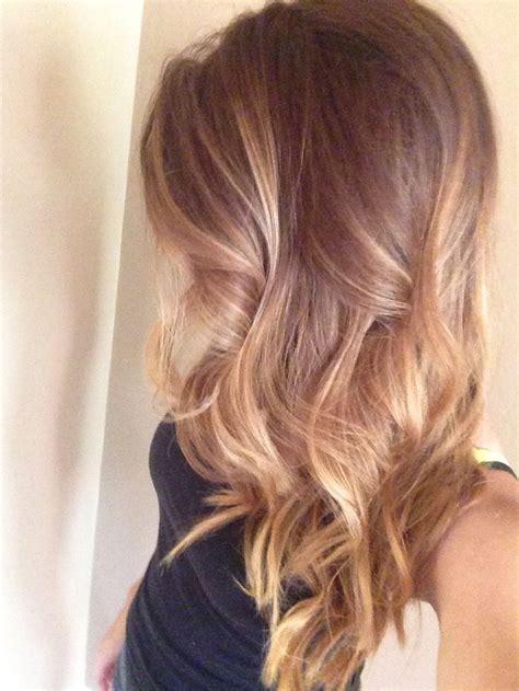 fashionable balayage hair  crazyforus