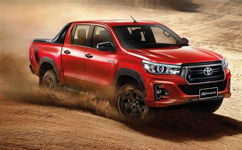 Toyota Hilux Photo by 2018 Toyota Hilux Gets A Beastly Make Photos
