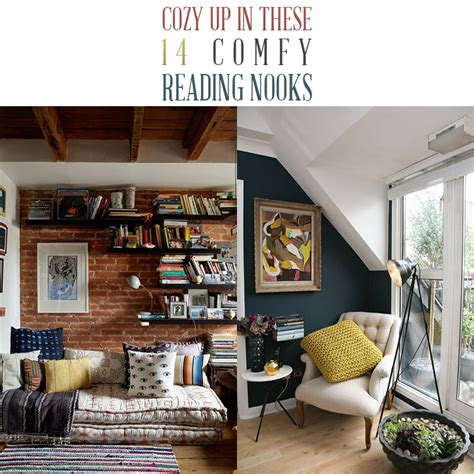 Reading Nooks Set by Cozy Up In These 14 Comfy Reading Nooks The Cottage Market