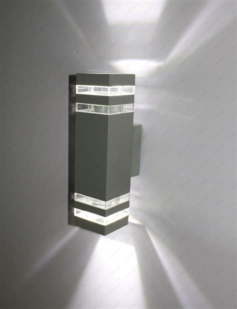 15 collection of outdoor wall sconce up down lighting