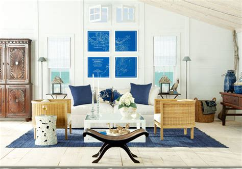 how to create coastal living room decor for summer