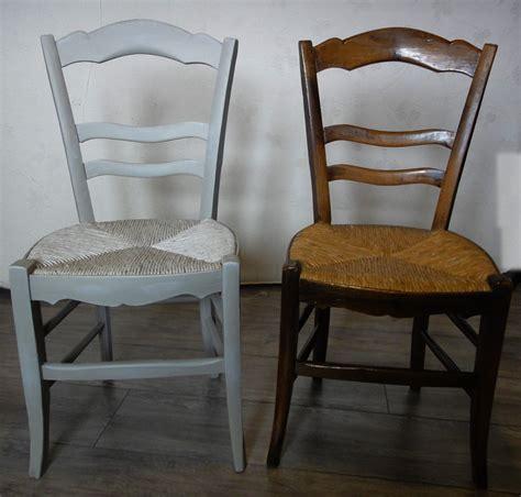chaise l atelier d 233 co du capagut relooking de meubles 224 biscarrosse