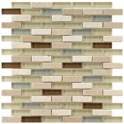 home depot wall tile merola tile tessera subway york 11 3 4 in x 12 in x 8 mm