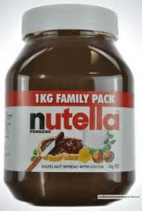 ferrero nutella spread jar 1kg toms confectionery warehouse