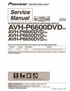 Pioneer Avh P7500dvd Wiring Diagram Pioneer Wiring Color Diagram P7500dvd Wiring Diagram
