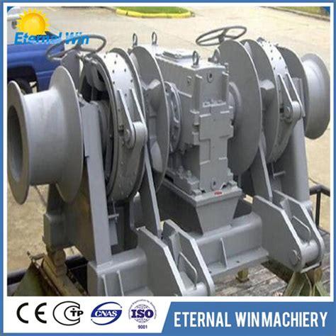 Boat Mooring Winch by 20 Ton Small Boat Hydraulic Mooring Winch Buy Hydraulic