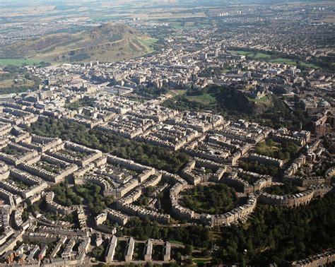 aerial town etag edinburgh tourism action group