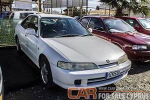 Honda  Integra  1998  Manual  Petrol