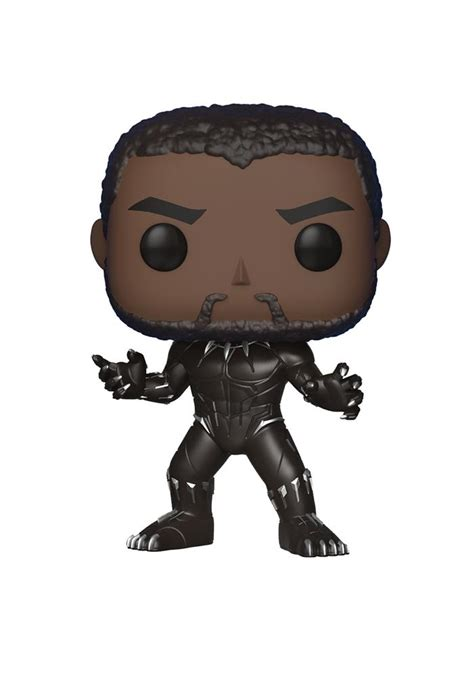 black panther funko pop marvel black panther black