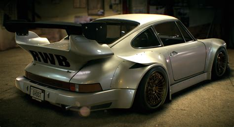 New Need For Speed Screenshots Shows Porche 930, Porche ...