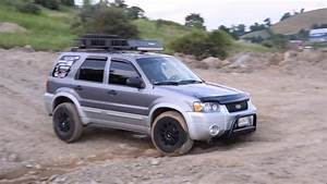 Lifted Ford Escape