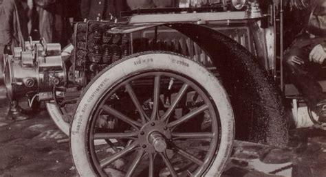 histoire du pneu  qui doit  son invention blog pneu