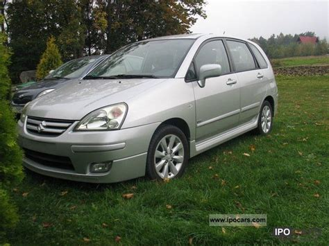 2004 Suzuki Cars by 2004 Suzuki Liana Car Photo And Specs