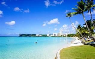 グアム:... で撮った写真 グアムのビーチ