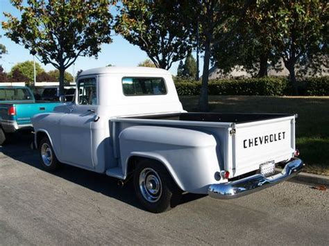 Sell Used 1957 Chevy Chevrolet 3100 Stepside 3 Speed
