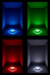 """LED Centerpiece Light - 6"""" Rechargeable Battery Powered ..."""