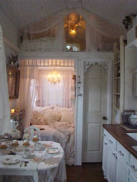 joyful cottage living large small spaces shabby chic tiny retreat shabby