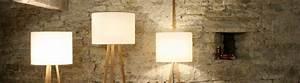 Designer Stehlampen Holz : designer stehleuchte aus holz i holzdesignpur ~ Indierocktalk.com Haus und Dekorationen