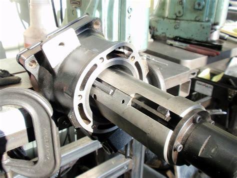 small engine machine works   stroke cylinder boring