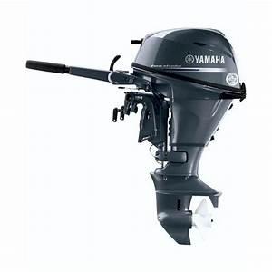 Yamaha Outboard F15b - Service Manual