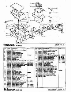 Saeco Sup 002 Service Manual Download  Schematics  Eeprom