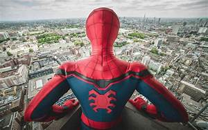Spiderman Homecoming 4K 8K 2017 Movie Wallpapers