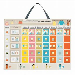Jeux Enfant 4 Ans : tableau du quotidien oxybul pour enfant de 4 ans 12 ans ~ Dode.kayakingforconservation.com Idées de Décoration