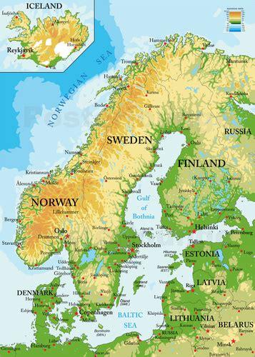 Topographische Karte Online