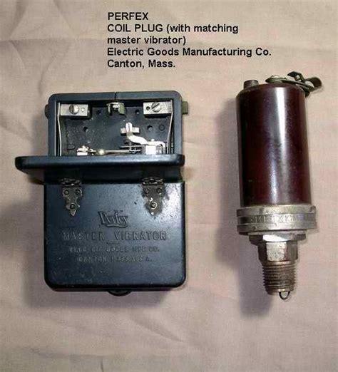 marine engine modern coil