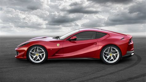 812 Superfast Photo by 812 Superfast Car Photo Side View Wallpaper