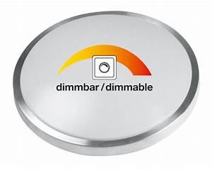 Deckenleuchte Led Dimmbar : led deckenleuchte wandleuchte dimmbar rund 410mm 20w kaltweiss ~ Frokenaadalensverden.com Haus und Dekorationen